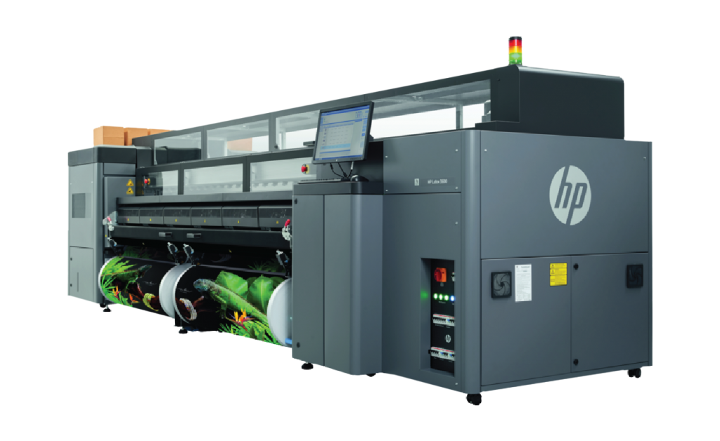 HP Latex 3600 - Wide Format Digital Printing