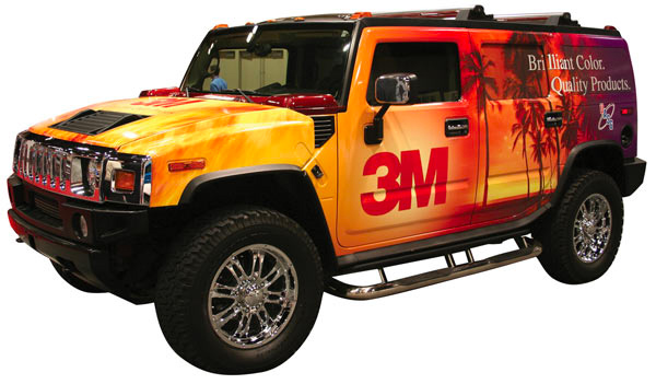 Best Printing Services On Vehicle Wraps