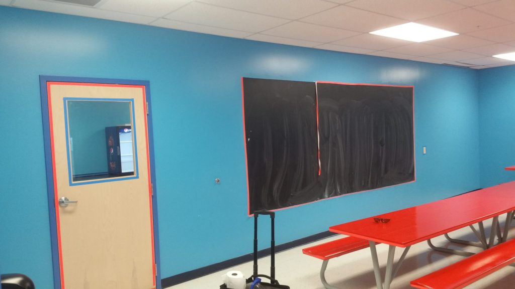 Skyzone Louisville Visual Identity Wall Graphics And Banners