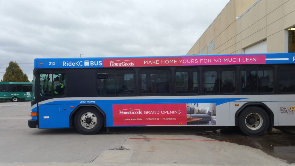 Bus Advertising Graphics - Bus Wraps