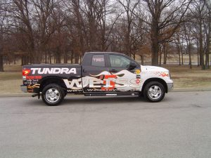 Vehicle Wraps And Truck Graphics