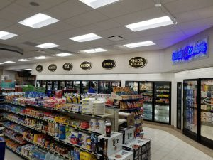 Convenience Store Graphics And Signs