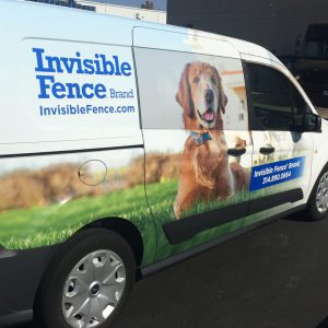 Vehicle Wrap - Fleet Wraps