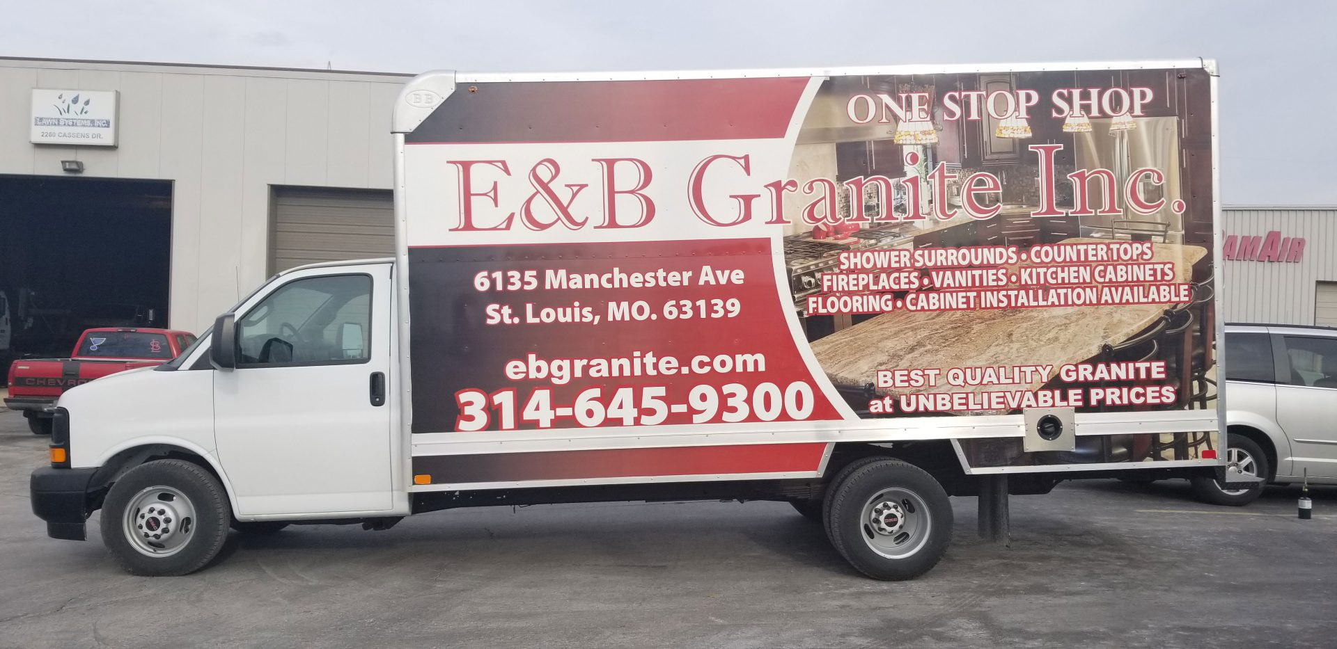 What Custom Truck Wraps Can Do For Your Business