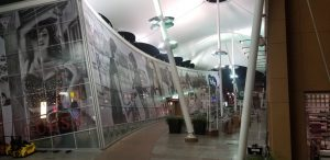 Simon Malls Window Graphics on Retail Store