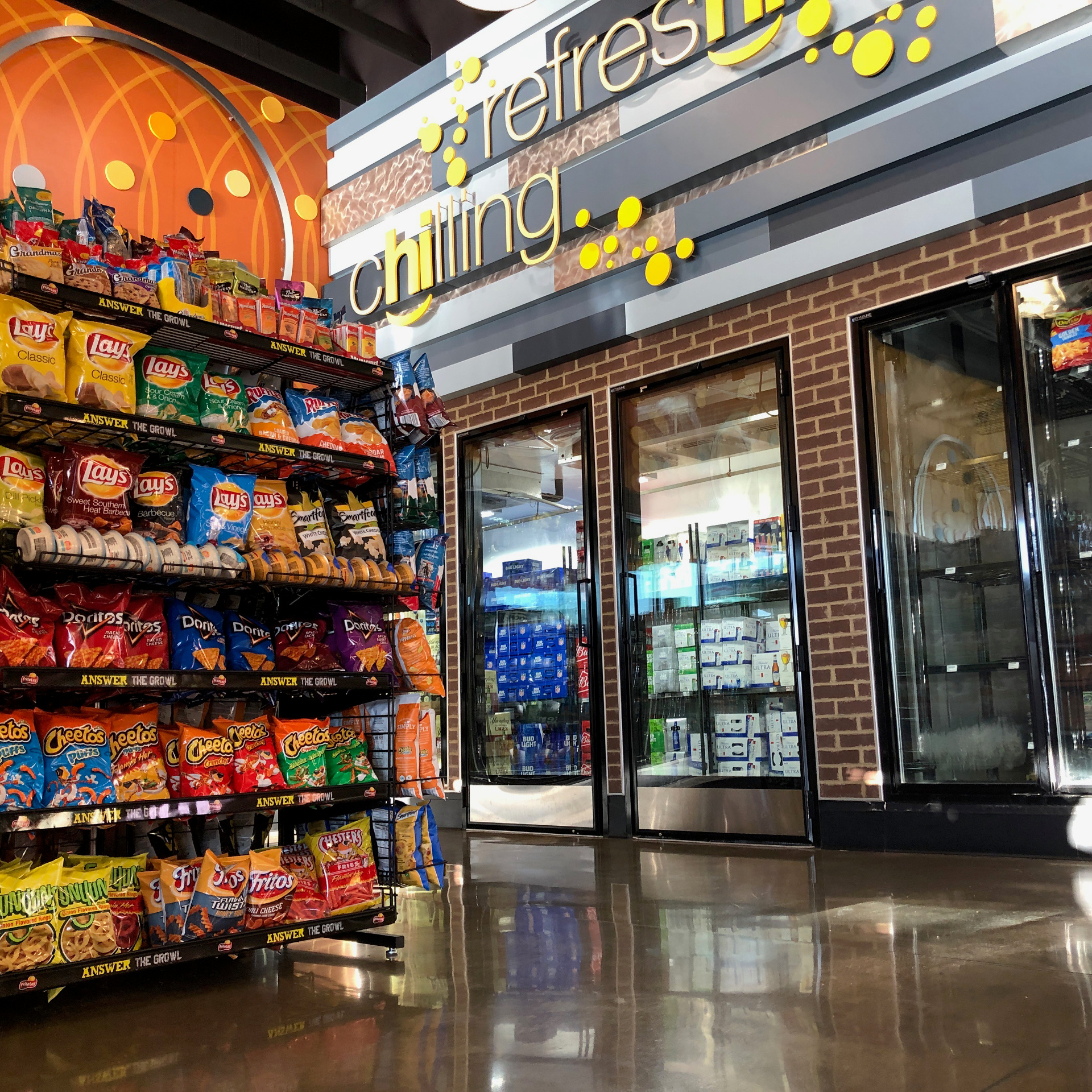 Hi Road Convenience Stores Environmental Graphics…