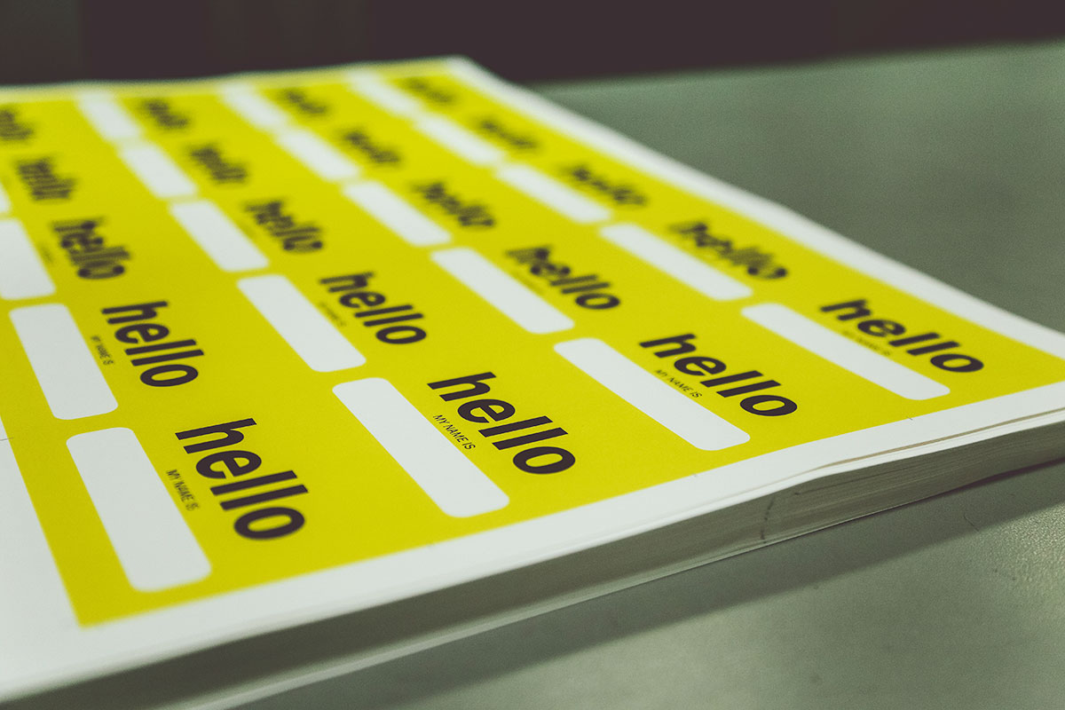 Trade Show Printing: Printed Materials You Wish You Had More Of