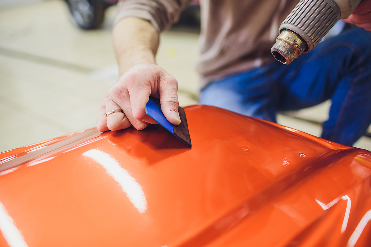 Why Custom Vehicle Wraps Should Be Left To Professionals